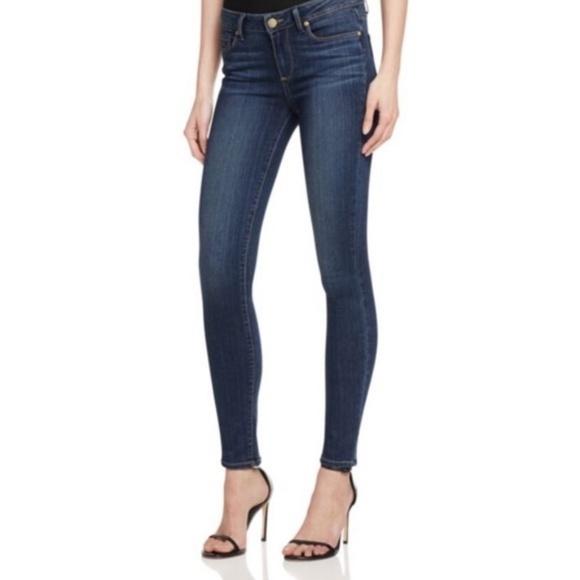 PAIGE Denim - PAIGE Skyline Skinny Jeans